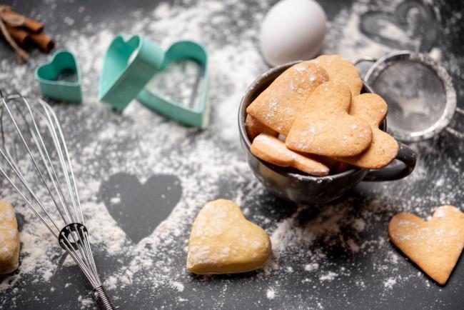 Пісочне печиво класичне