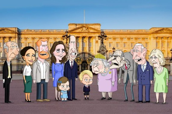 Новий проект HBO про королівську сім'ю