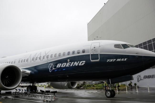 Полеты Boeing 737 Max прекратили в марте 2019 года