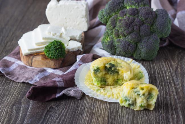 Яєчні кекси в духовці
