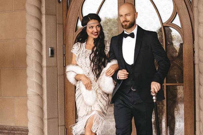 Влад Яма и его супруга Лилиана
