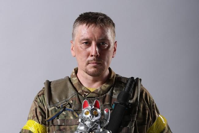 Актор Дмитро Тубольцев