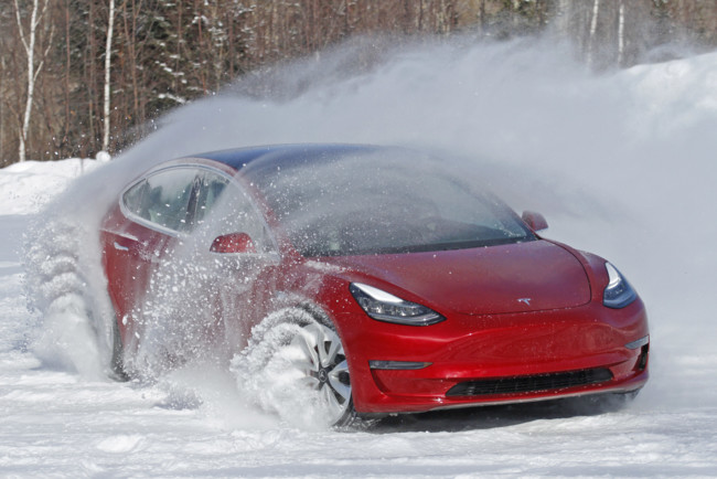 З якими проблемами стикаються власники електромобілів в мороз