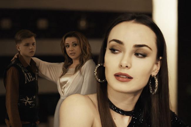 Акторка Ксенія Мішина