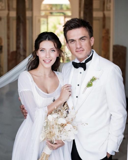 Весілля Регіни Тодоренко і Влада Топалова