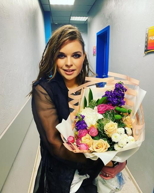 Певица Элина Иващенко