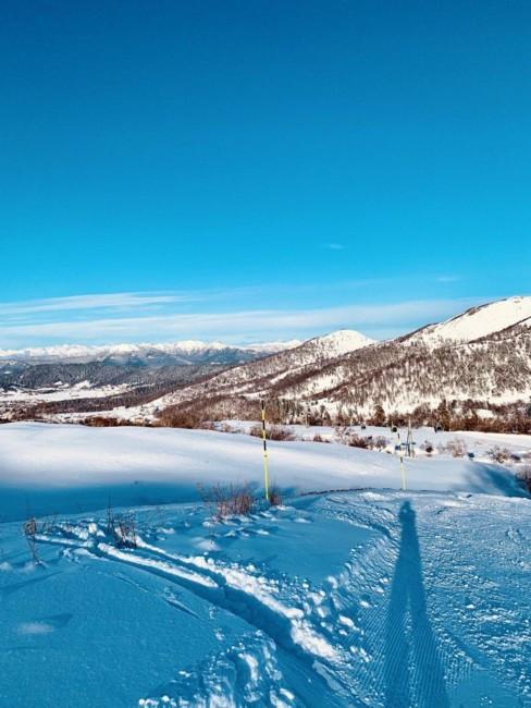 Гірськолижний курорт Бакуріані