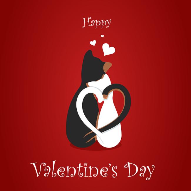 14 февраля отмечаем День святого Валентина