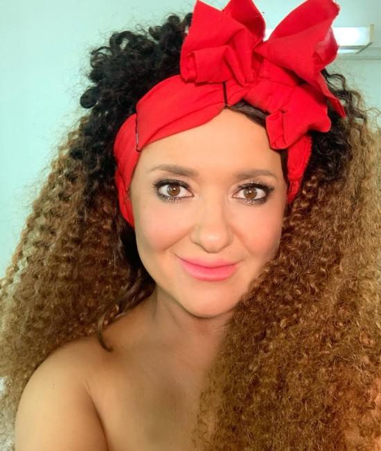 Украинская певица сменила имидж
