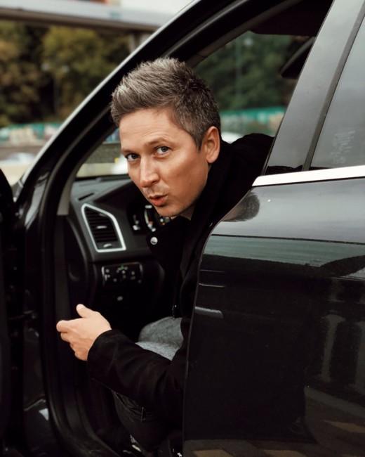 Александр Педан выбрал комфорт от Volvo