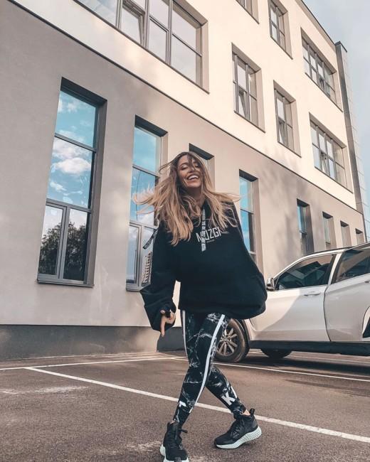 Надя Дорофеева – за немецкий комфорт от BMW