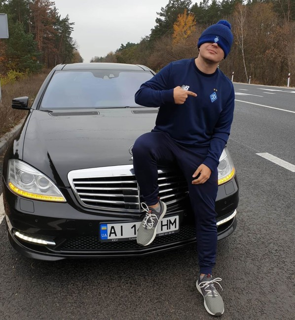 Анатолий Анатолич за вечную классику – Mercedes