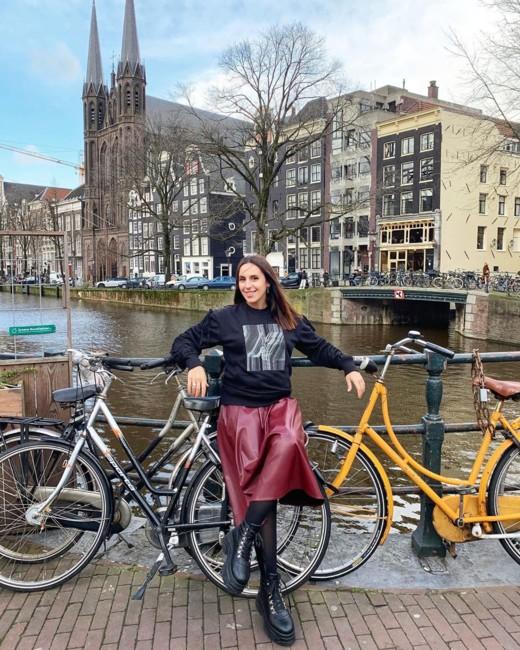 Джамала в Амстердаме