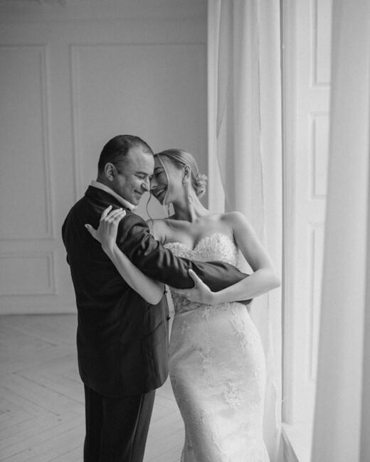 Віктор Павлік та Катерина Реп'яхова таємно одружилися: перші фото молодят