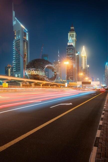 Музей майбутнього, Дубай