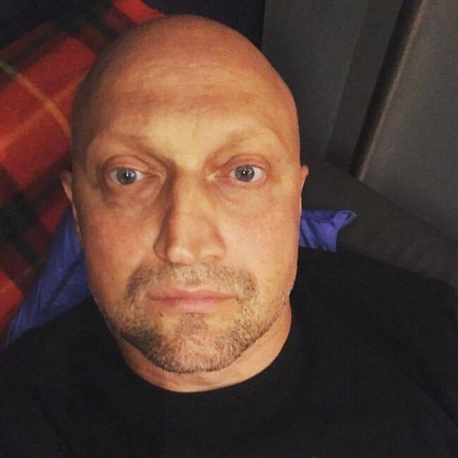 Гоша Куценко госпитализирован: актер повторно заболел коронавирус
