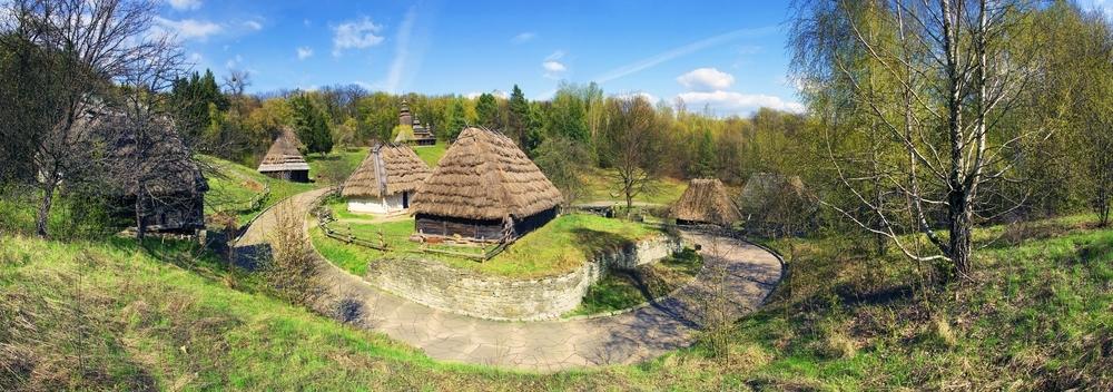 Музей под открытым небом Пирогово