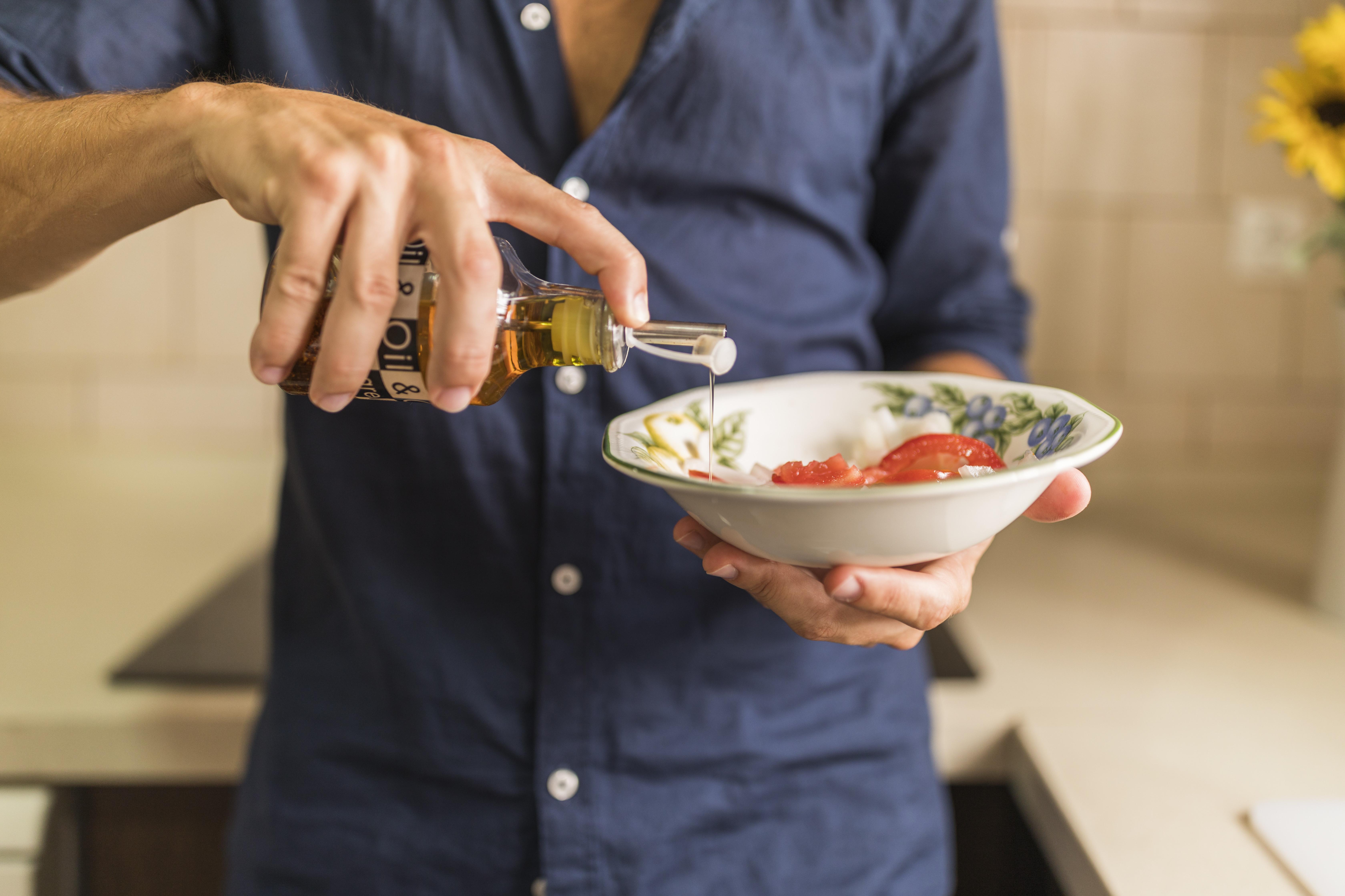 Оливковое масло – одно из самых полезных