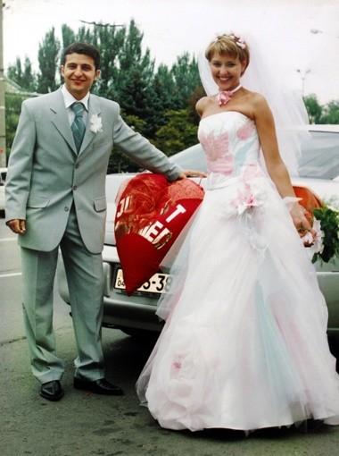 Свадьба Владимира Зеленского