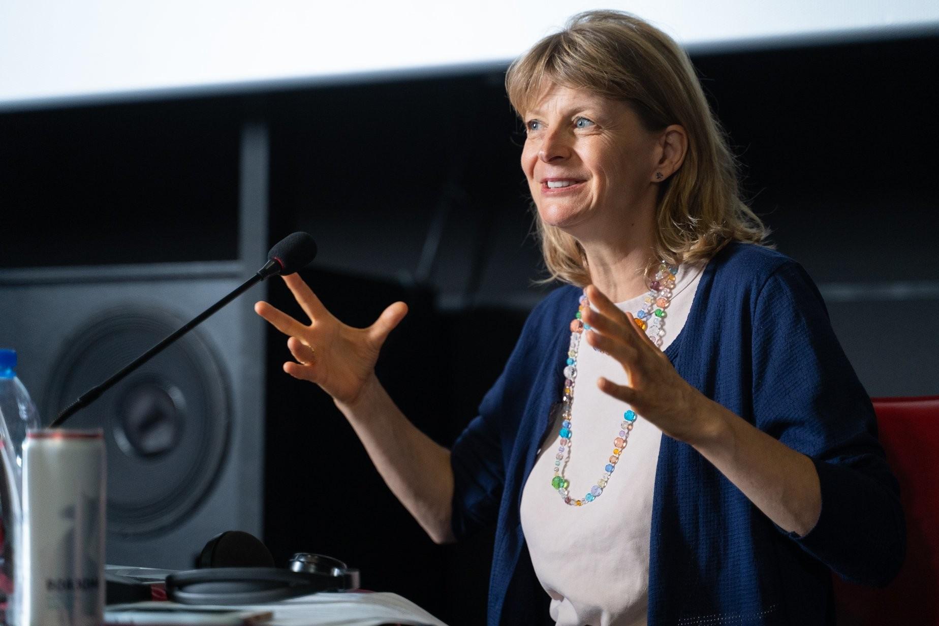 ОМКФ 2019: французький режисер Соня Кронлунд розповіла про правду та брехню в документалістиці