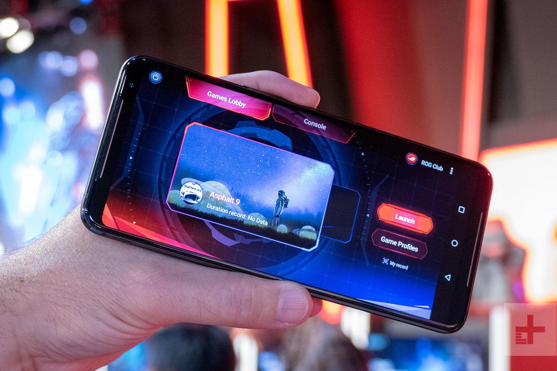 ASUS ROG Phone II со 120-герцовым OLED-экраном