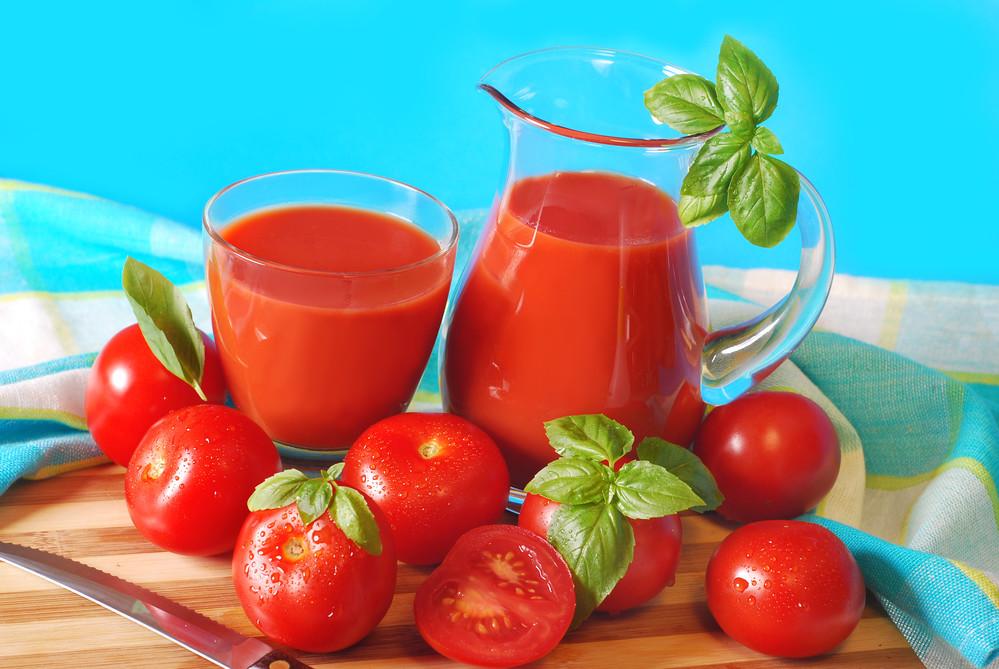 Сладкий томатный сок на зиму: рецепт