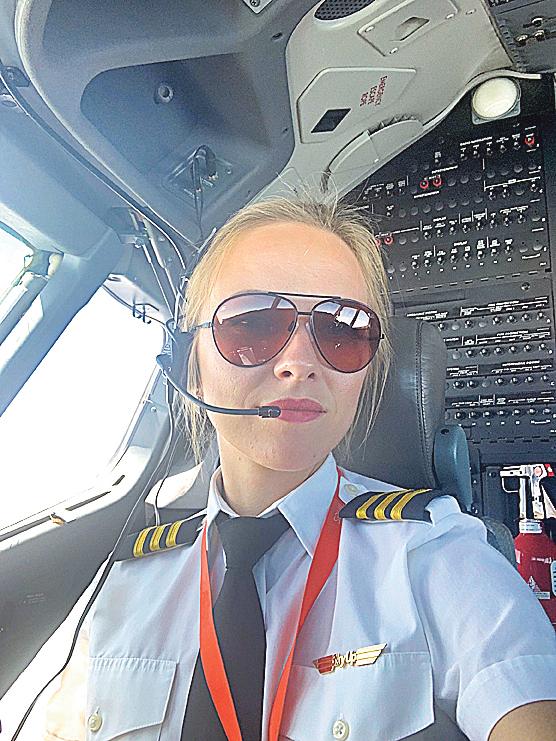 Жіночі професії: чого варто стати пілотесою в Україні, фото-3