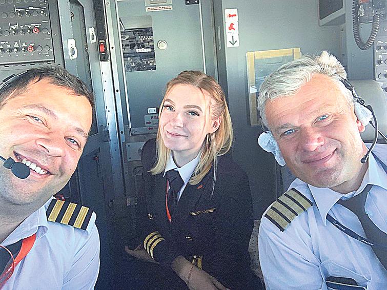 Жіночі професії: чого варто стати пілотесою в Україні, фото-2