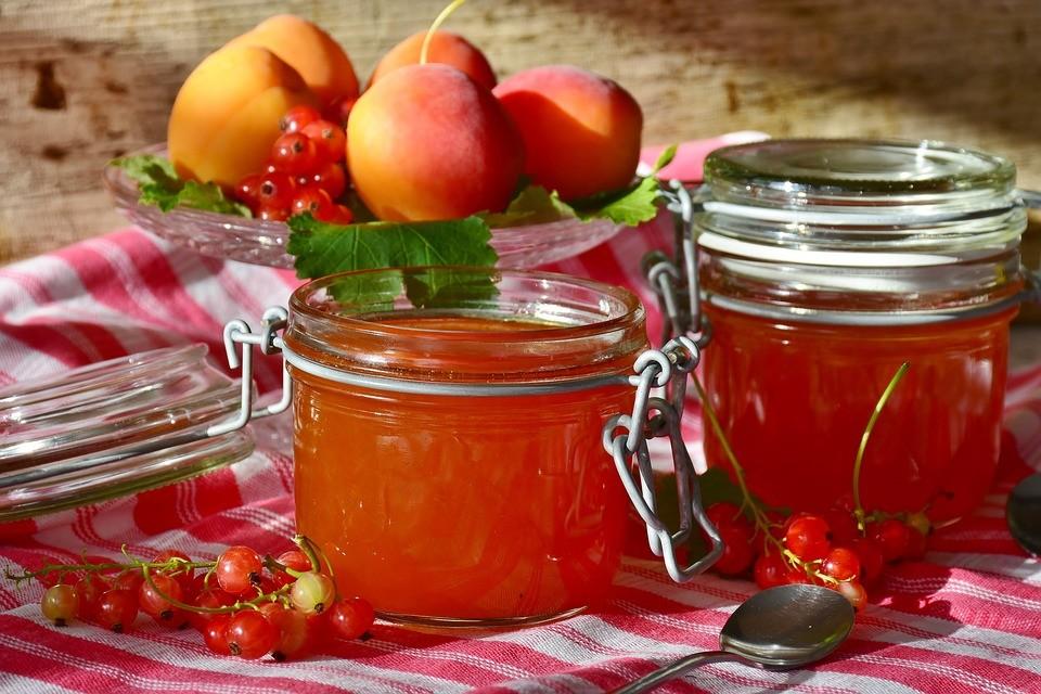 Варенье из абрикосов желейное