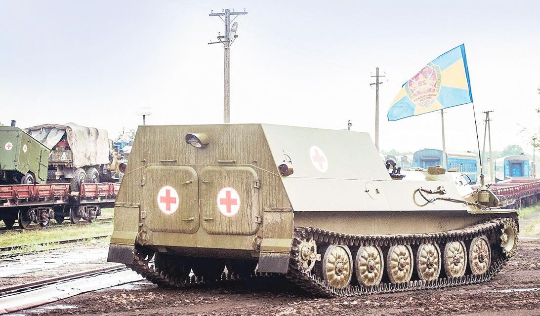 Броня для медиків на Донбасі: як намагаються забезпечити безпечну роботу українських військових лікарів, фото-2