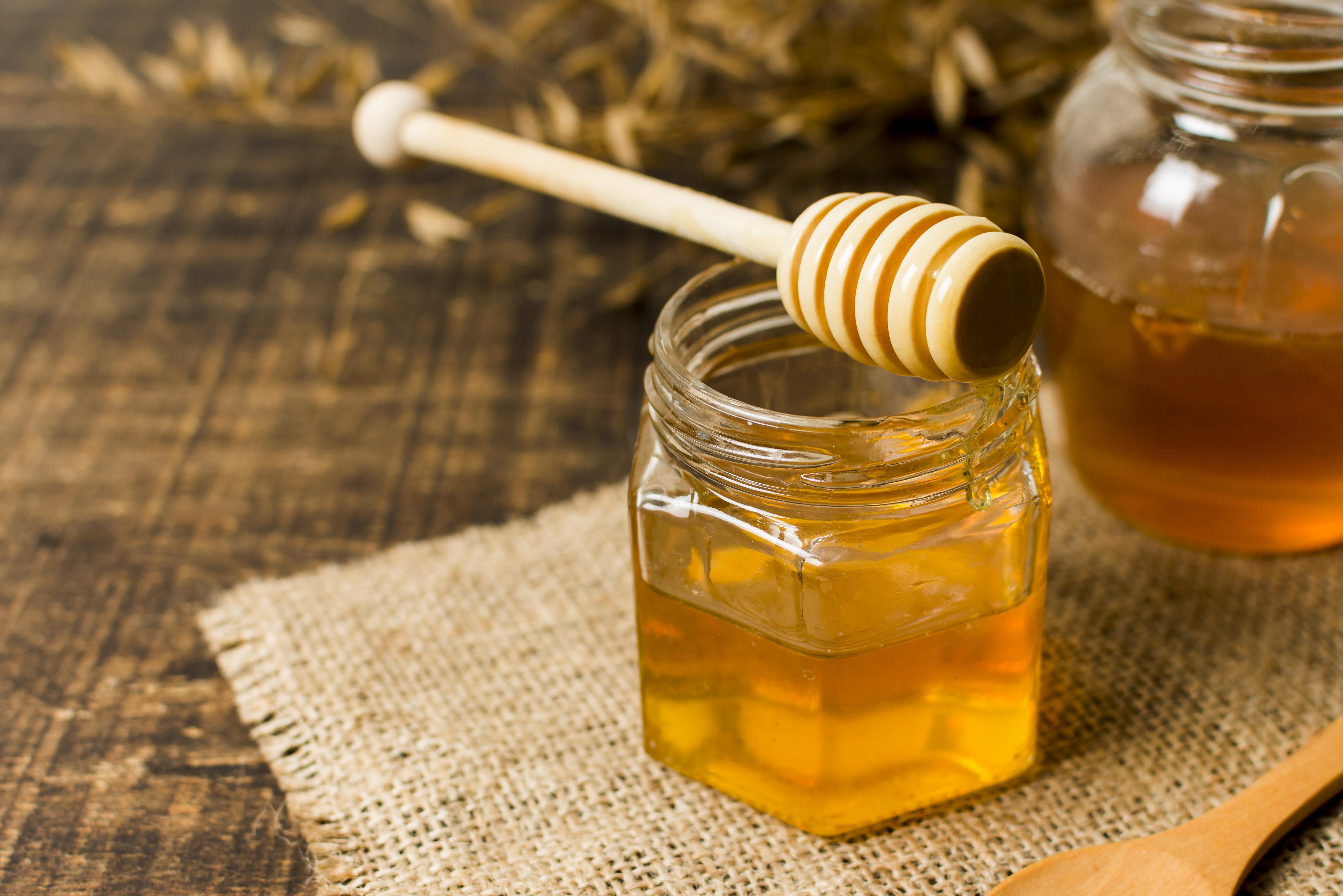 Мед можно есть вместо сахара