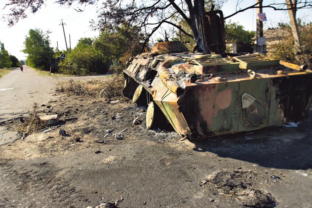 Спогади. Рядові бійці припускають, що Україна хотіла перекрити бойовикам трасу Н21