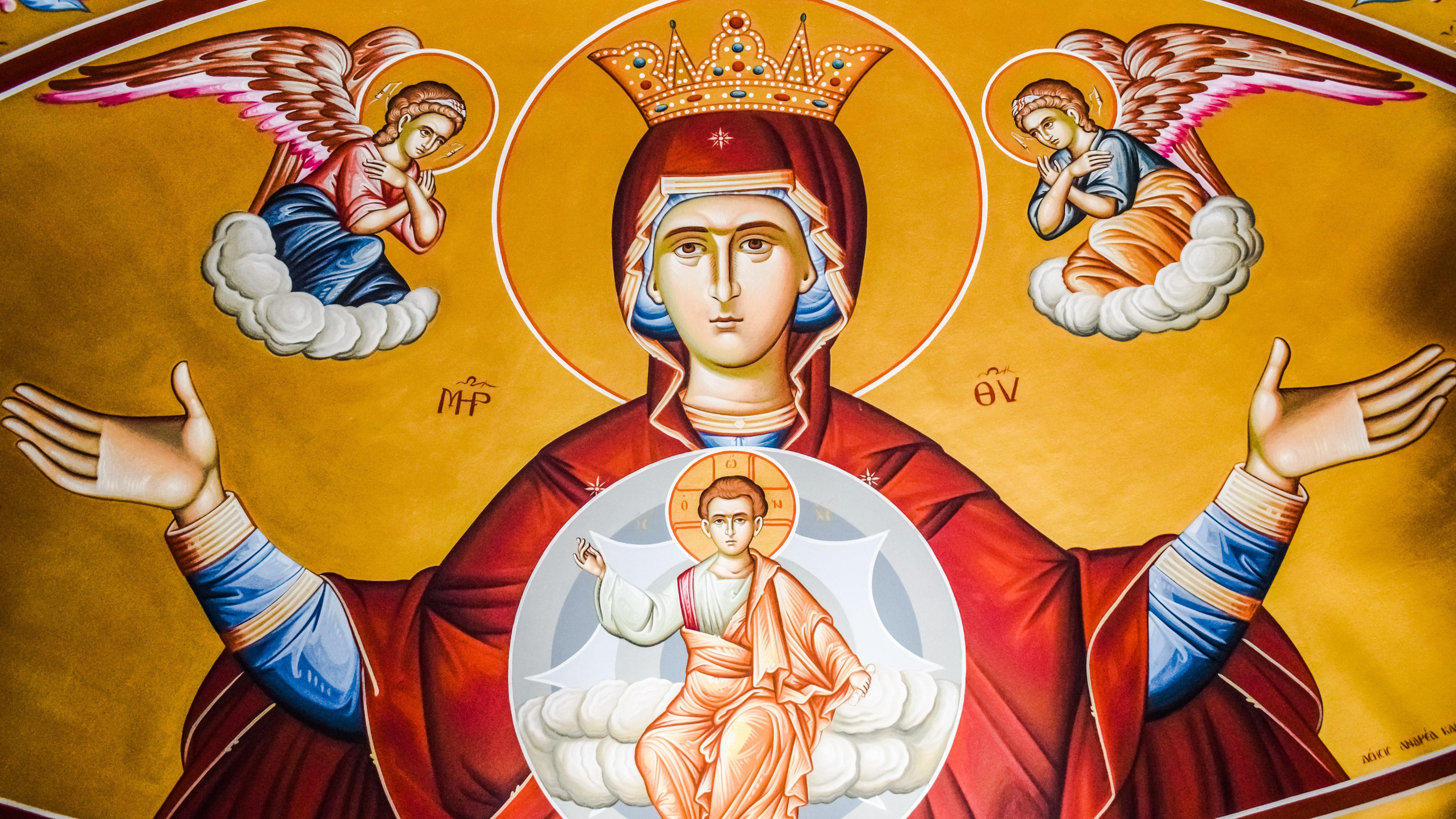 Успение Пресвятой Богородицы – история