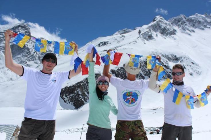 Экспедиция в Непал