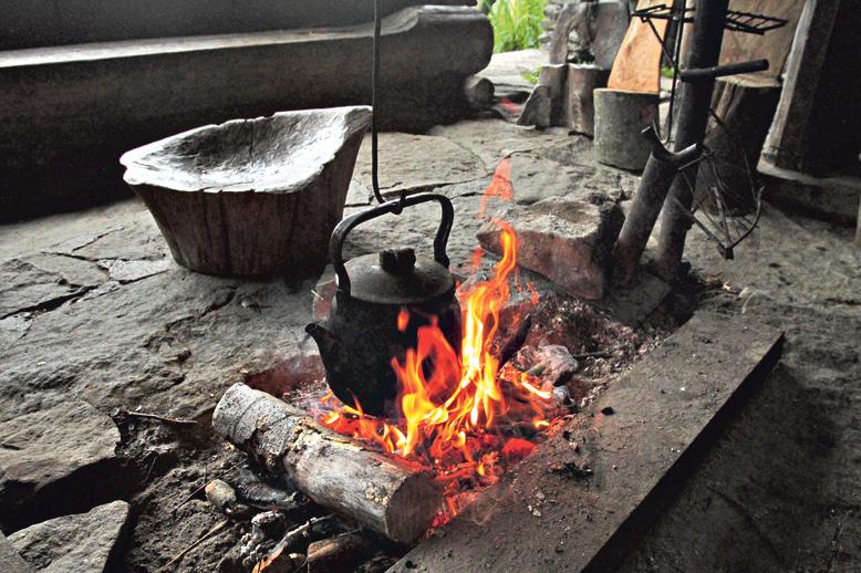 С ароматом леса. Гости могут рассчитывать на лучший хербал-чай