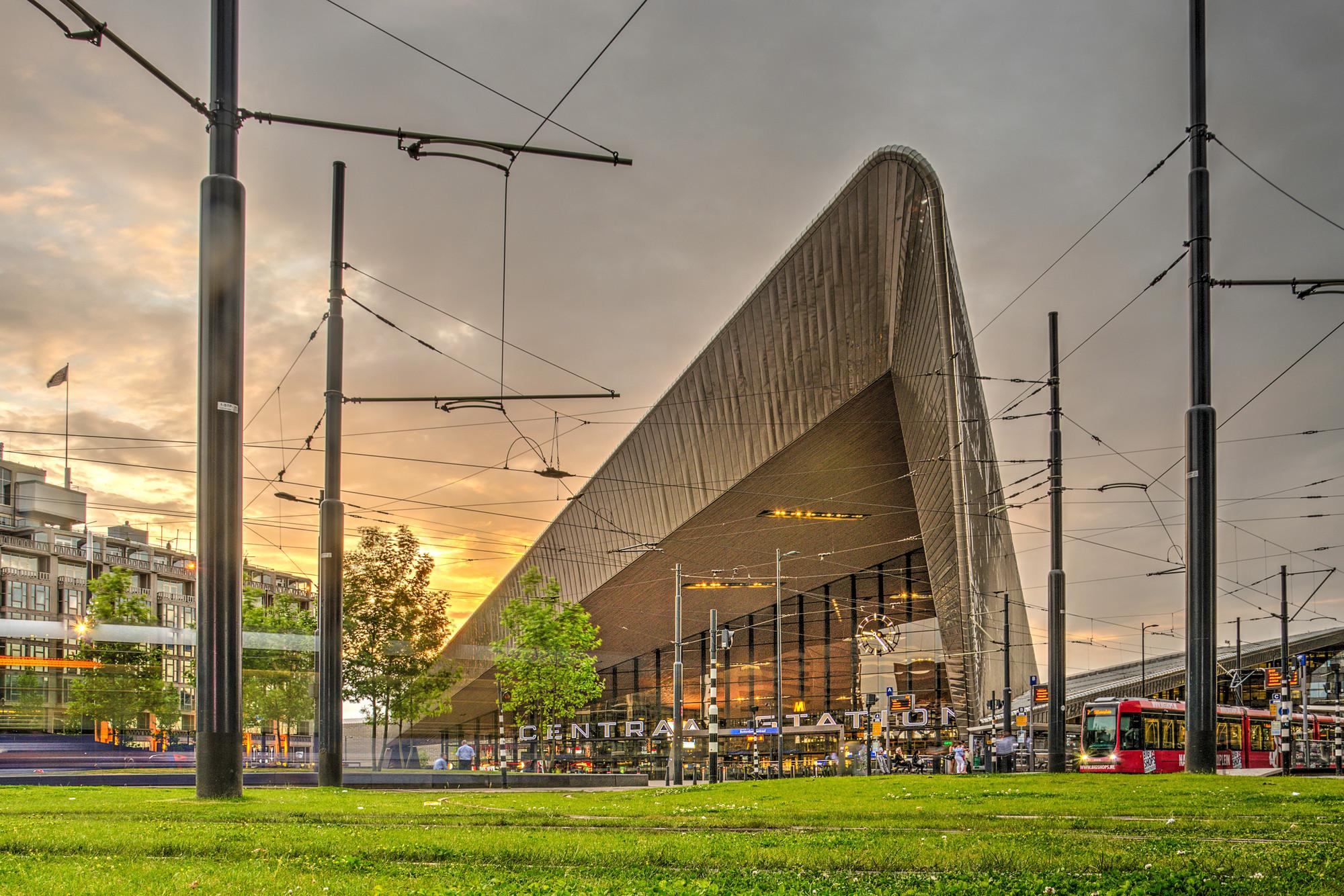 Євробачення 2020 в Роттердамі: ТОП-7 найцікавіших місць у місті