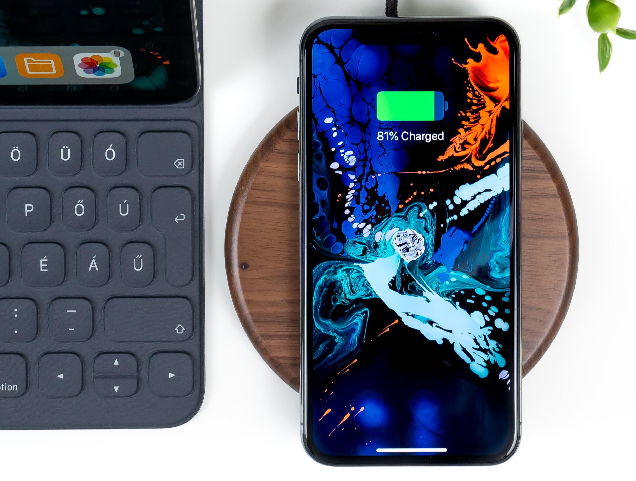 Храните смартфоны при меньшем уровне заряда