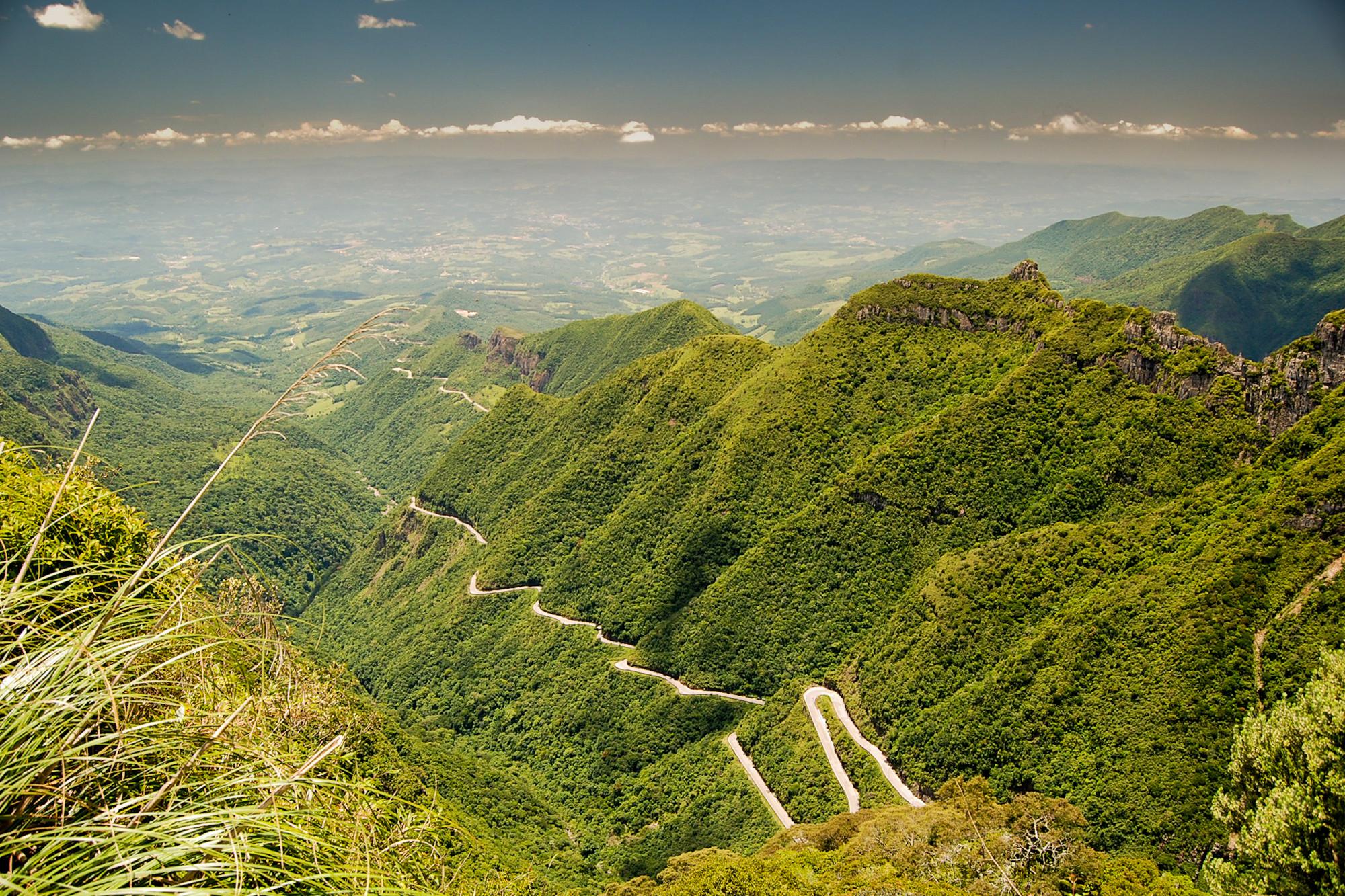 Пейзаж в Бразилии