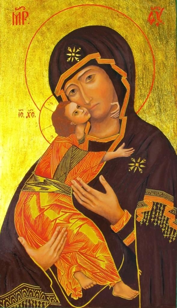 Стрітення Володимирської ікони Пресвятої Богородиці: красиві привітання у прозі і смс