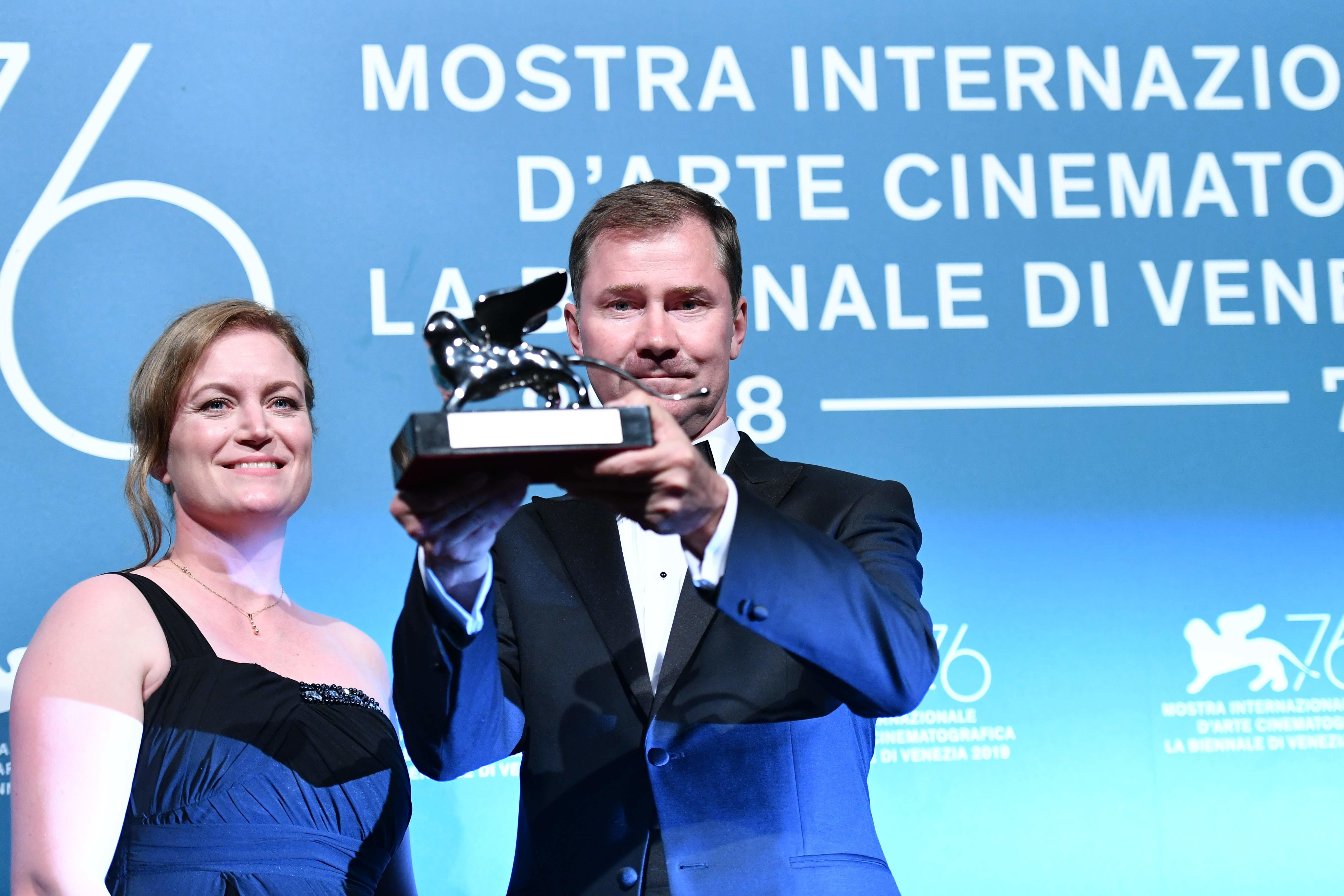 Рой Андерсон получил Серебряного льва за лучшую режиссуру