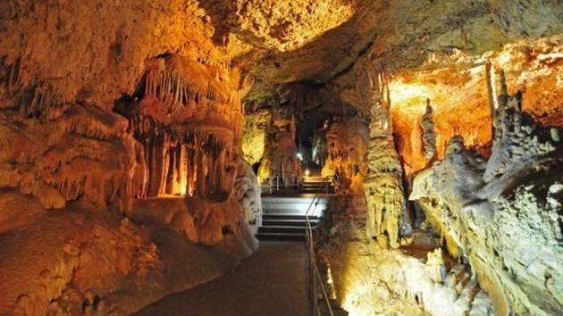 Оптимистическая пещера в Тернопольской области