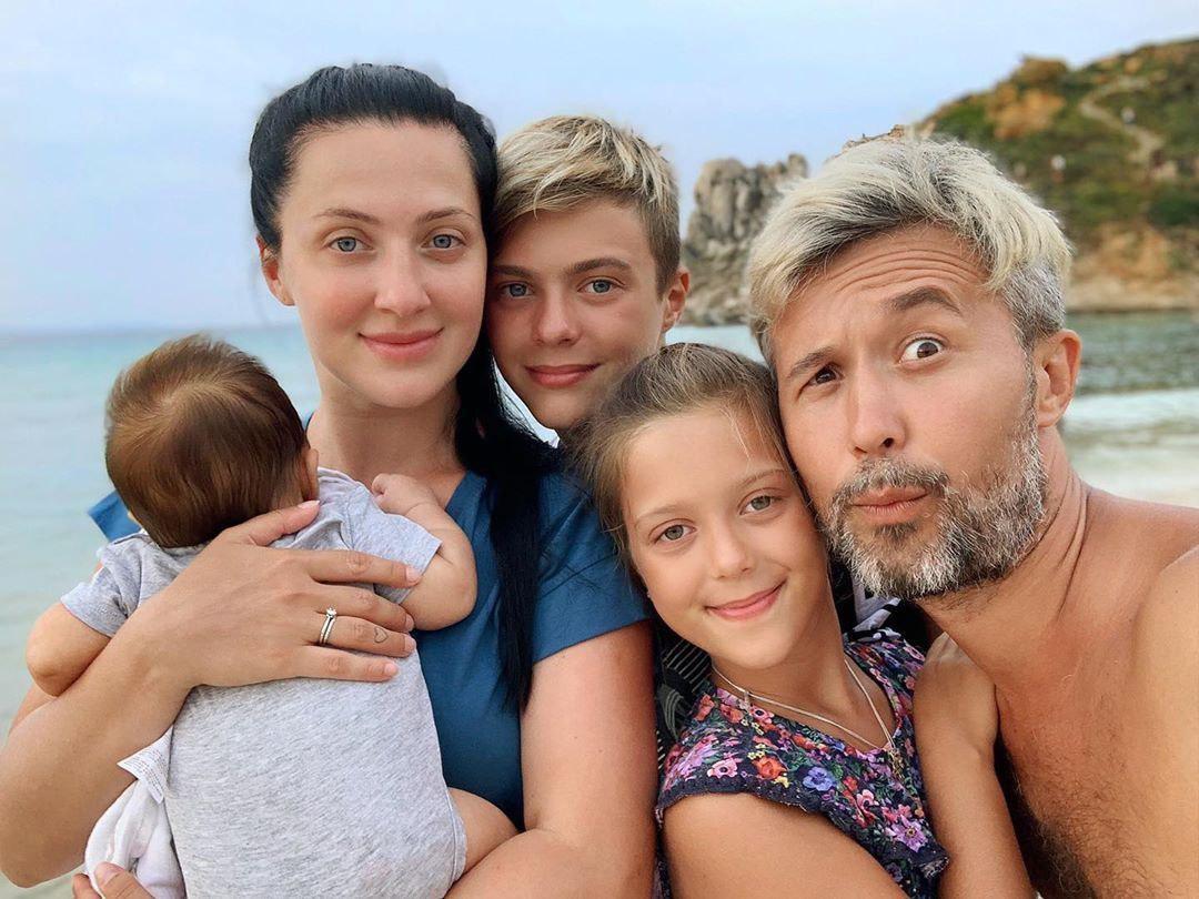Сергій Бабкін - відверто про новонародженого сина, віщі сни і стосунках зі Сніжаною