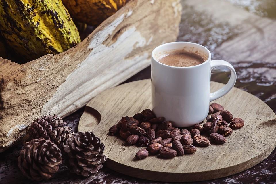 Какао в микроволновой печи