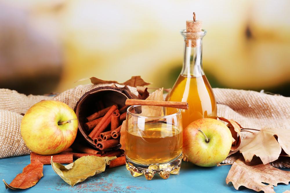 Глинтвейн из яблочного сока