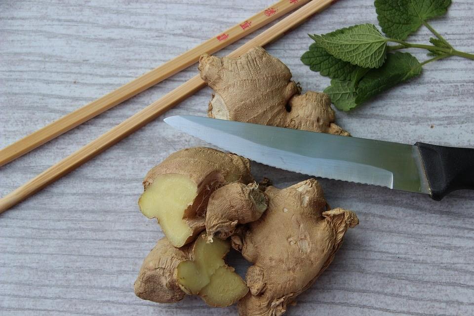 Имбирь чаще используют в азиатской кухне