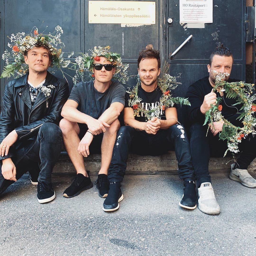 Группа The Rasmus