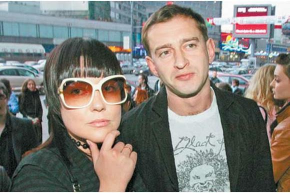 Константин Хабенский с женой Анастасией
