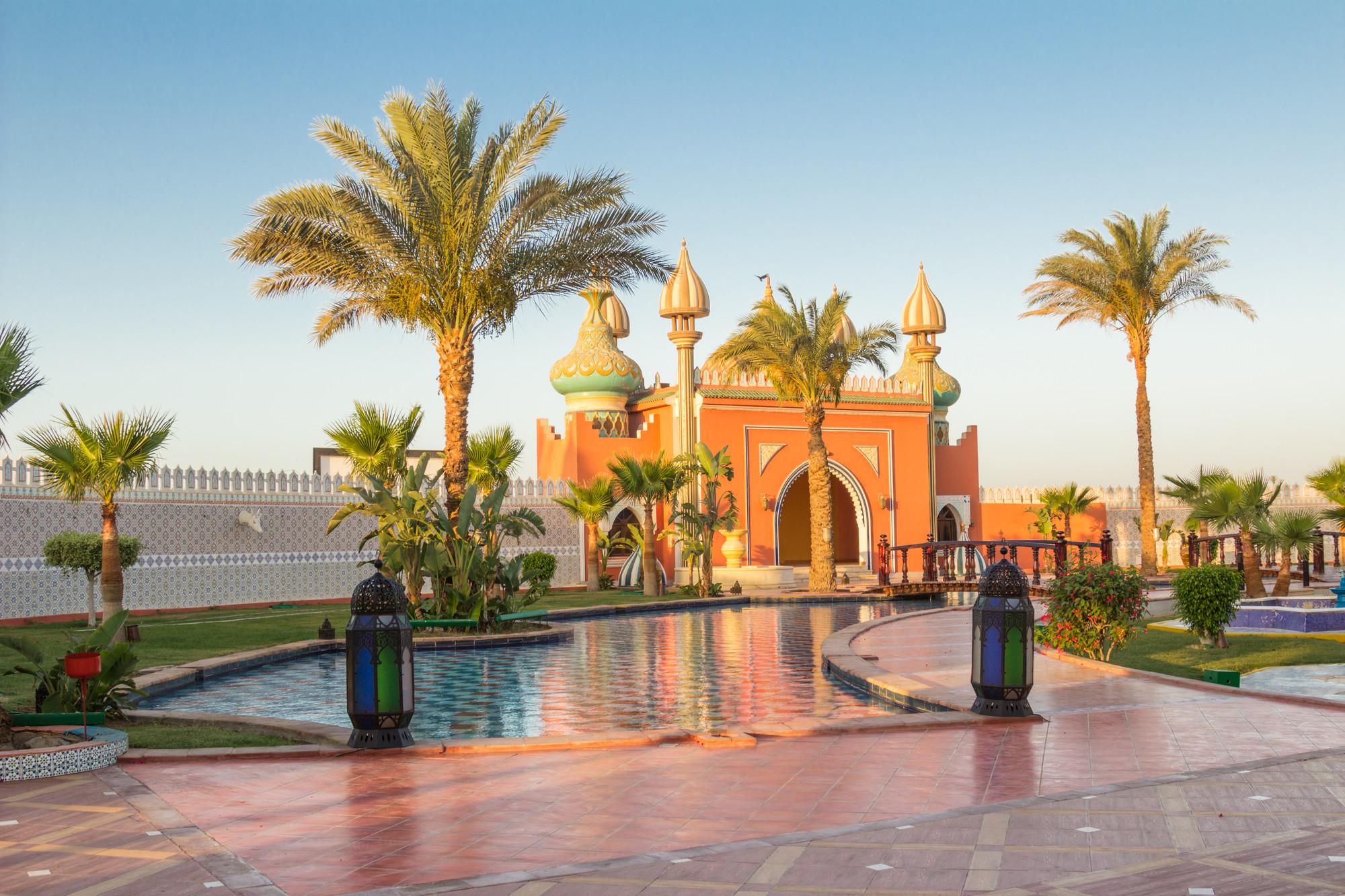 Шарм-эш-Шейх, Египет