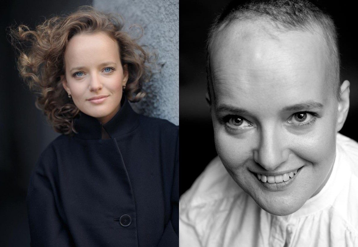 Марина Кукліна до і після хвороби