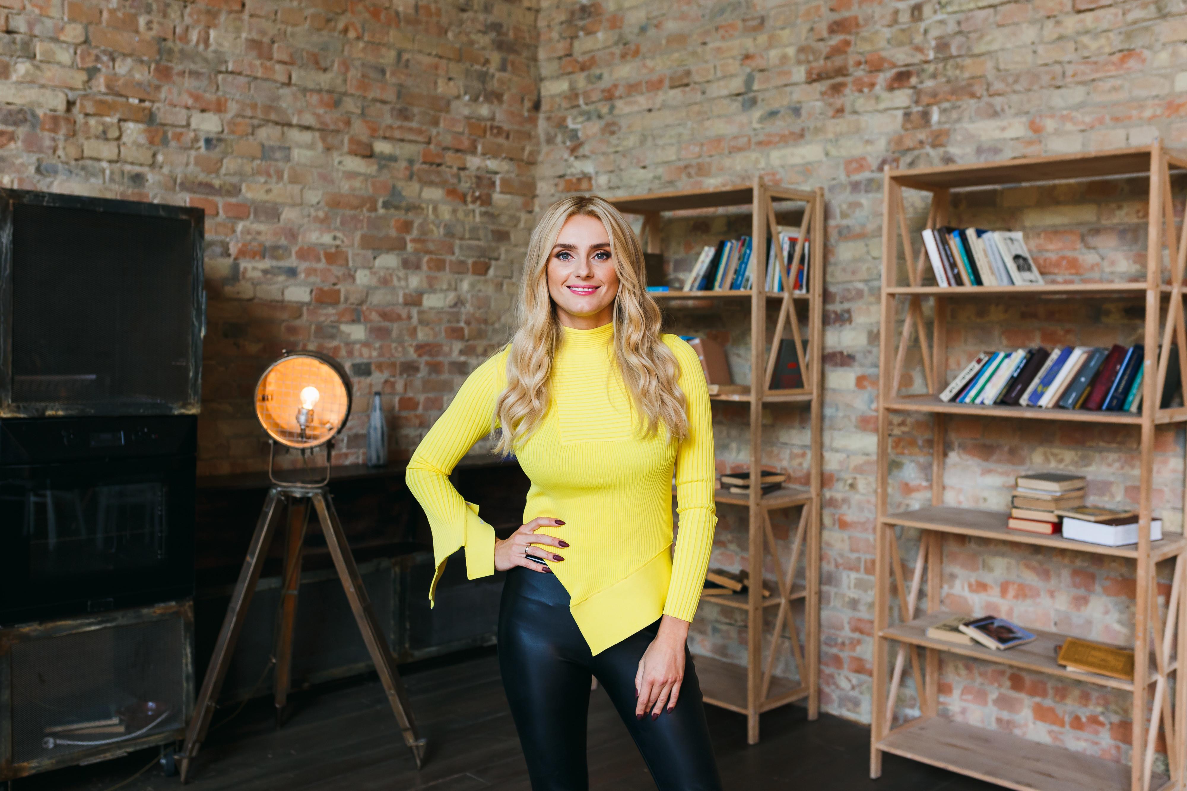 Ірина Федишин - про дует з Олегом Винником, життя на два міста і третю дитину